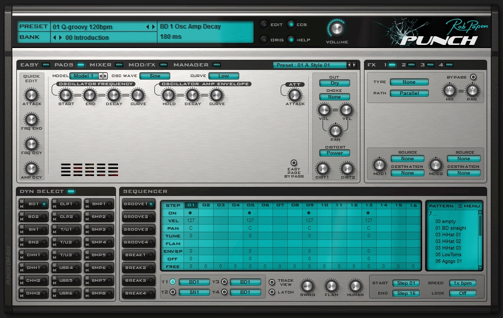 Rob Papen Punch.