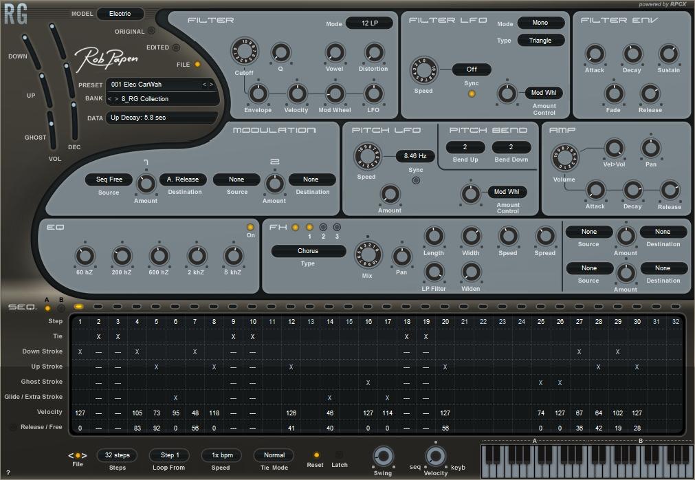 Virtual guitarist 2 Rob_Papen_RG_screenshot_